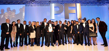Awarded PFI Renewable Deal Award 2014
