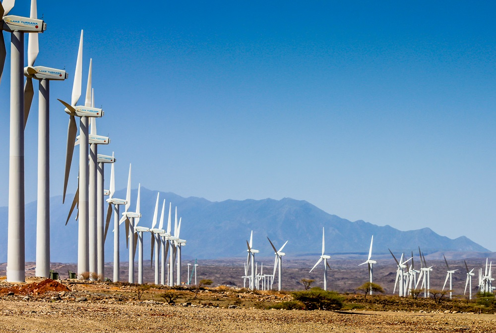 wind energy kenya A wind farm of epic proportions is taking shape in africa 3:22 am et fri, 8 sept 2017 | 02:11 in kenya, efforts to produce wind power on a grand scale are underway the lake turkana wind power project is a 12-hour drive from nairobi and, once operational, is set to provide 310 megawatts (mw) of renewable power to the kenyan national grid.