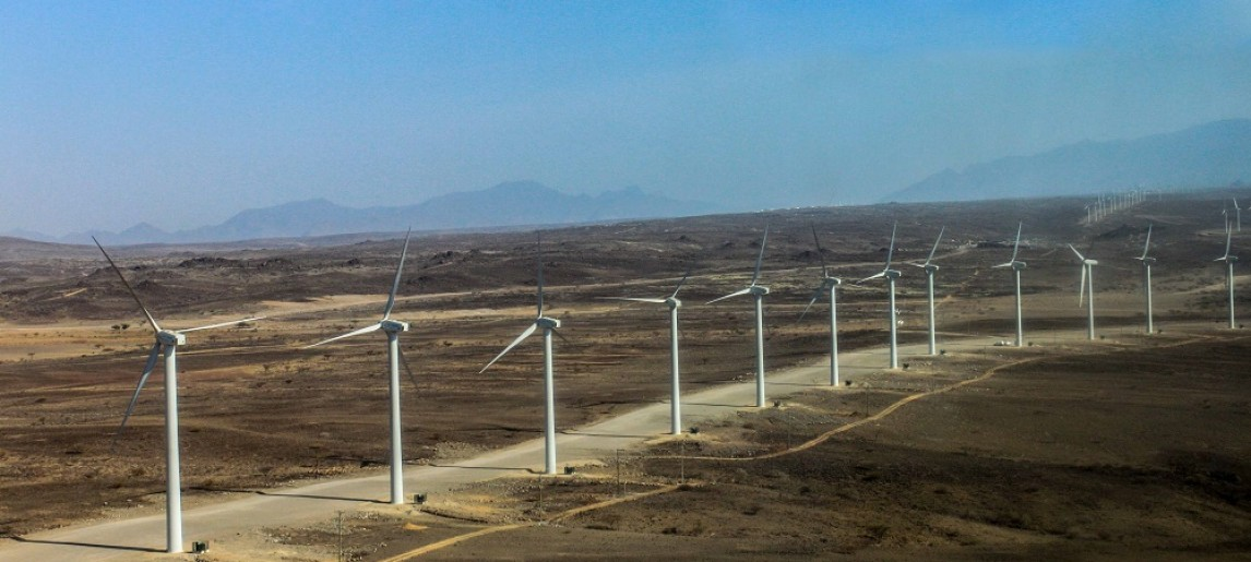 Lake Turkana Wind Power project on course to meet 2017 deadline
