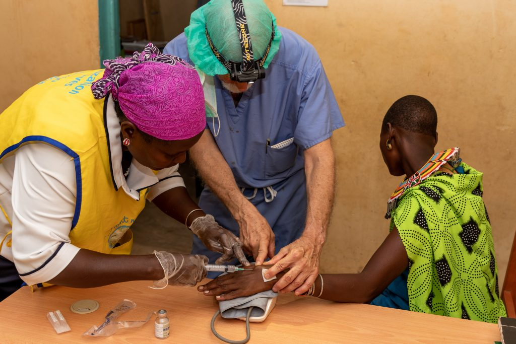 Enhancing Access to Health