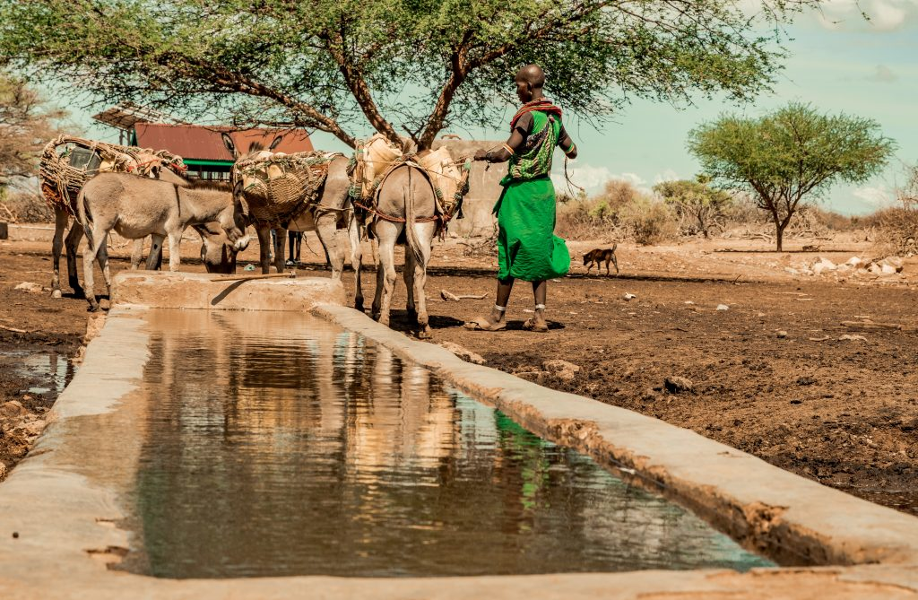 Enhancing access to water