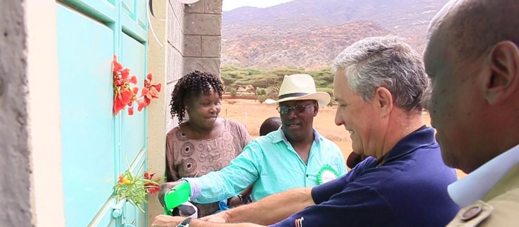 LTWP hands over Nyiro Boys school dormitory